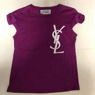 サンローラン(Saint Laurent)のYVESSAINTLAURENTイヴ・サンローラン⭐︎Tシャツ(Tシャツ(半袖/袖なし))