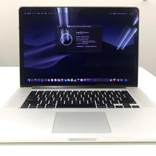 Apple - MacBook Pro 2012 Core i7 16GB SSD750GB
