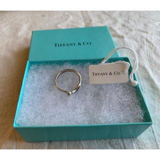 ティファニー(Tiffany & Co.)のTIFFANY&Co.  ティファニー シルバー リング(リング(指輪))