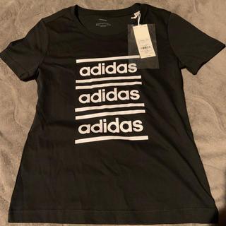 adidas - adidas レディースTシャツ Lサイズ
