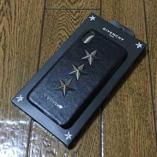 ジバンシィ(GIVENCHY)のGIVENCHY ジバンシー iPhoneXS MAX スマホケース 銀星 (iPhoneケース)