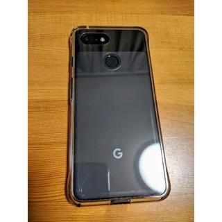 ANDROID - Google Pixel3(64GB/Just Black) SIMフリー