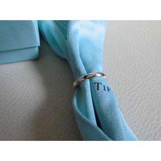 ティファニー(Tiffany & Co.)のTIFFANYティファニー バンドリング SILVER925(リング(指輪))