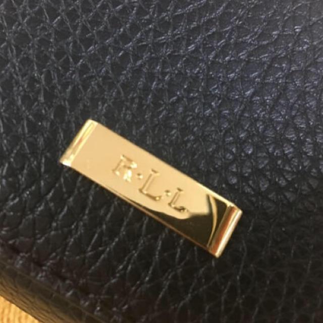 Ralph Lauren(ラルフローレン)のラルフローレン携帯アクセサリーポーチ レディースのファッション小物(ポーチ)の商品写真