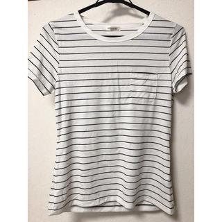マックハウス(Mac-House)のマックハウス ボーダーTシャツ(Tシャツ(半袖/袖なし))