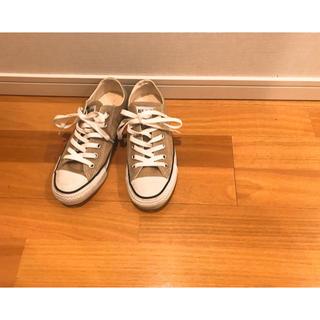 CONVERSE - コンバース converse ✴︎23.5cm ✴︎ ベージュ