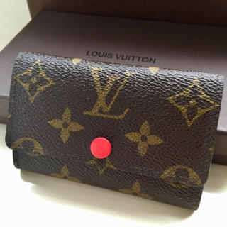 LOUIS VUITTON - 2018年製 極美品 正規品ルイヴィトンキーケース