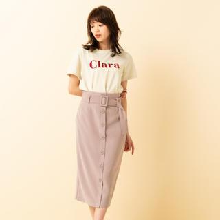 ワンアフターアナザーナイスクラップ(one after another NICE CLAUP)のタイトスカート(ひざ丈スカート)