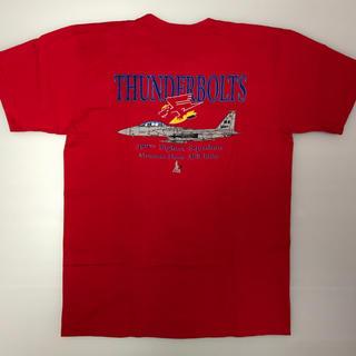 米空軍 389th FS Tシャツ(Tシャツ/カットソー(半袖/袖なし))