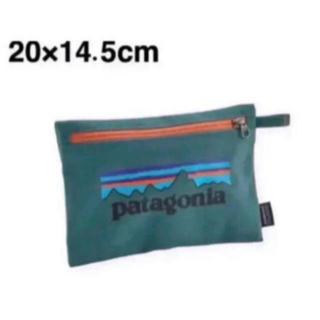 patagonia - patagonia ジッパード・ポーチ 新品