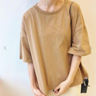 イエナ(IENA)のIENA*UNIVERSAL OVERALL 別注BIG Tシャツ(Tシャツ(半袖/袖なし))