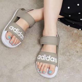 adidas - 即購入禁止新品タグ付adidasアディダスアディレットサンダル23.5cm