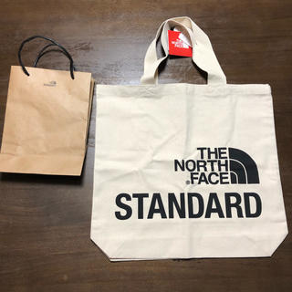 THE NORTH FACE - THE NORTH FACE STANDARD  トートバッグ