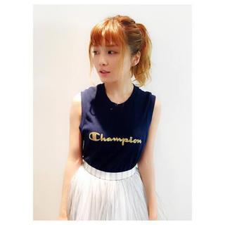 Champion - AAA 宇野実彩子 着用 champion カットソー