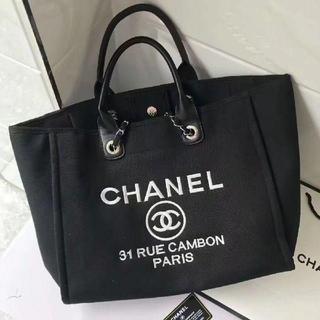 CHANEL - chanel シャネル トートバッグ