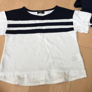 COMME CA ISM - コムサ Tシャツ