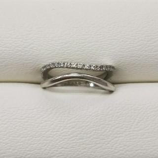 プラチナ ダイヤモンドリング(リング(指輪))