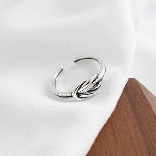silver925 純銀 シルバー925 指輪 サイズフリー シンプルリング(リング(指輪))