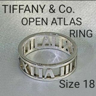 ティファニー(Tiffany & Co.)のティファニー オープンアトラスリング(リング(指輪))