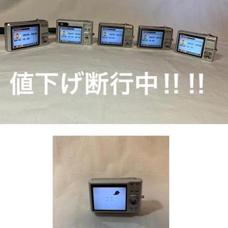 カシオ(CASIO)のCasio デジカメ 6種盛り(コンパクトデジタルカメラ)