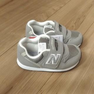 New Balance - 箱なし ニューバランス ベビー スニーカー 14.5cm グレー