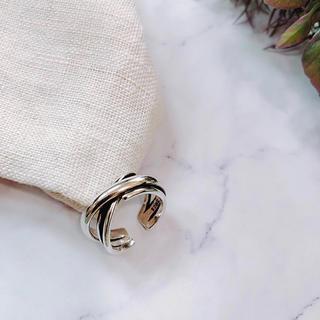 silver925 デザインリング019(リング(指輪))