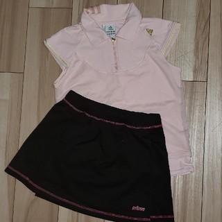 アディダス(adidas)の★pero様専用★adidas テニスシャツ&スコート(ウェア)