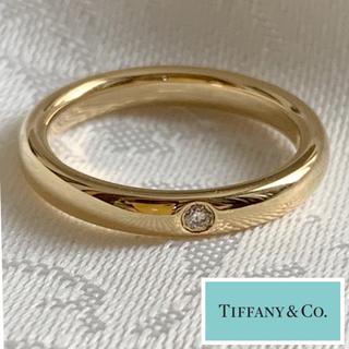 Tiffany & Co. - ティファニー ✨ エルサ・ペレッティ スタッキングバンドリング K18YG