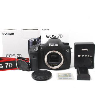 Canon - ★極上品★キヤノン Canon EOS 7D ボディ