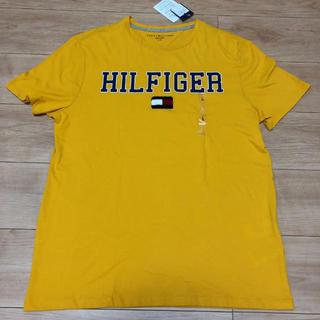 トミーヒルフィガー(TOMMY HILFIGER)の新品 TOMMY HILFIGER   トミーヒルフィガー Lサイズ(Tシャツ/カットソー(半袖/袖なし))