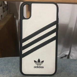 adidas - adidas オリジナルス iPhone ケース XR 中古