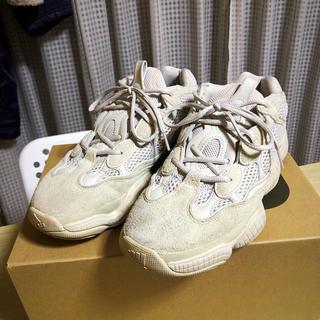 adidas - YEEZY 500 BLUSH 28cm