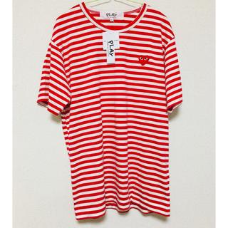 コムデギャルソン(COMME des GARCONS)のPlay comme des Garcons Tシャツ (Tシャツ/カットソー(半袖/袖なし))