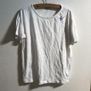 SM2 - Tシャツ サマンサモスモス 白