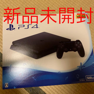 PlayStation4 - プレステ4 500GB ブラック