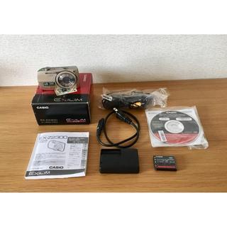 カシオ(CASIO)のCASIO EXILIM EX-Z2300 カシオ カメラ(コンパクトデジタルカメラ)