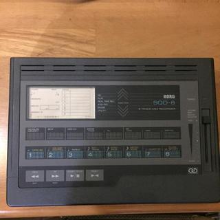 コルグ(KORG)の【private eyes様 専用KORG SQD 8 MIDIシーケンサー(MIDIコントローラー)