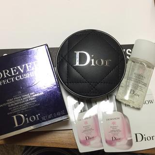 Dior - ディオール フォーエバークッション