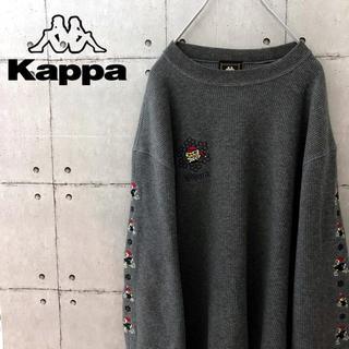 Kappa - 【超レア】kappa サーマル ロンT 長袖 Tシャツ ワシ スケート ホッケー