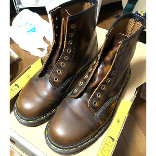 Dr.Martens - dr.martens 8ホール made in England UK8
