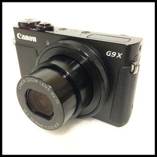 Canon - 値下げ CANON PowerShot G9 X