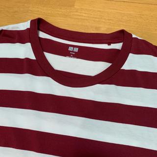 UNIQLO - ユニクロ スーピマコットン Tシャツ ボーダー