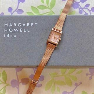 マーガレットハウエル(MARGARET HOWELL)のさな  様  😊  MHL.  ⑨  腕時計・稼動品✨(腕時計)