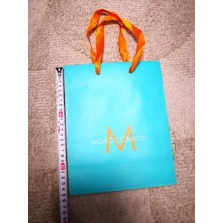 モロッカンオイル(Moroccan oil)のモロッカン オイル 紙袋 ショップ袋(ショップ袋)