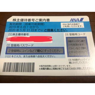 ANA(全日本空輸) - ANA 株主優待券 ✈️💕