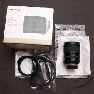 TAMRON - SP 24-70mm F/2.8 Di VC USD G2 Nikon用
