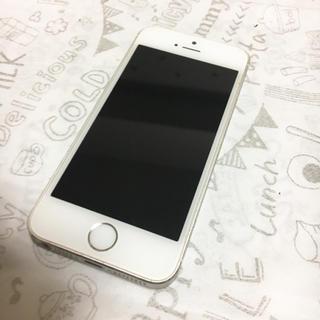 Apple - iPhone 5s Silver 32 GB Softbank ◎状態良好