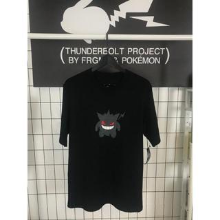 【THUNDERBOLT PROJECT / ピカチュウ Tee ブラック】