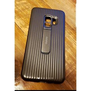 Galaxy s9 携帯ケース 純正 試着 新品同 ハードケース MIL規格(Androidケース)