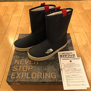 THE NORTH FACE - THE NORTH FACE トラバース ベースキャンプブーティー 新品!